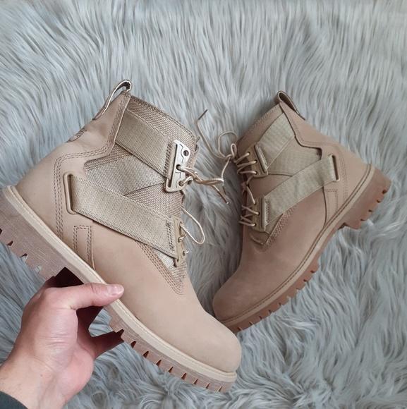 Timberland Boots Tan Mens NWT